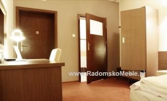 Inwest Meble - pokój hotelowy