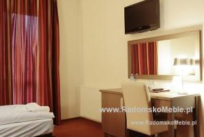 Inwest Meble - biurko hotelowe