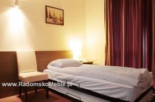 Inwest Meble - łóżko hotelowe